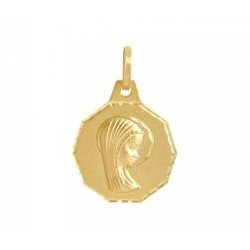 MEDAILLE OR 375/1000